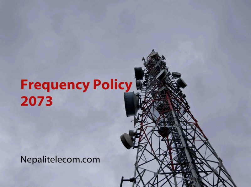 Frequency Policy 2073 Nepal