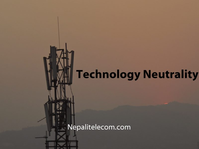 Technology Neutrality Nepal Tower