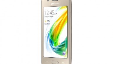 Samsung Z2 phone first Tizen 4G