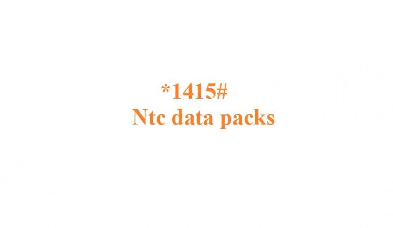 How to subscribe ntc data packs easily?