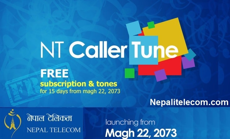 How to Subscribe and unsubscribe Caller tunes CRBT in Ntc