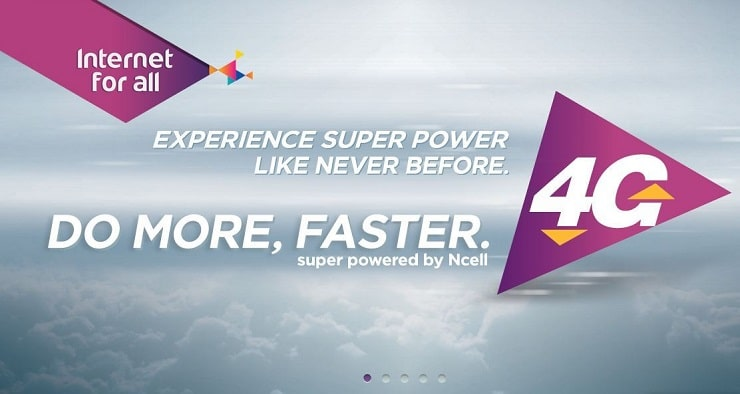 How to activate Ncell 4G, get free data offer and more.