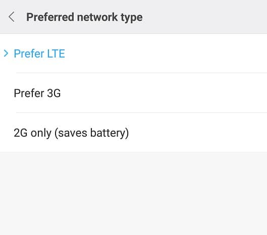 How to activate 4G and put phone in 4G mode for Ntc, Ncell