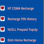 How to recharge Ntc Ncell Smart balance online.
