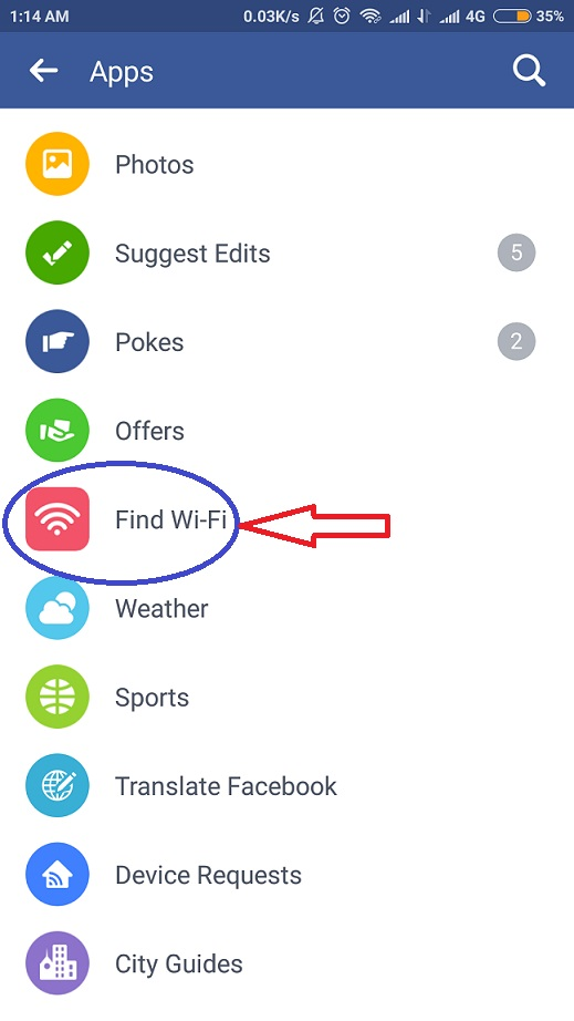 Facebook launches 'Find WiFi' feature worldwide to help find free WiFi near you