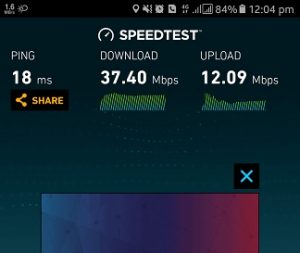 Smart Cell 4G speed test, Coverage, Experience and More