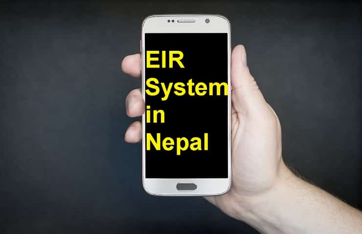 Registration of mobile IMEI by EIR System in Nepal and its