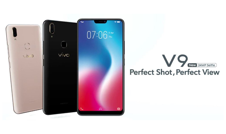 ae24630e7 VIVO V9 Launched In Nepal  Price