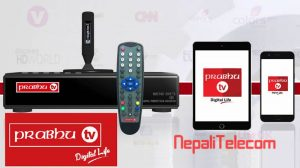 Prabhu TV launches, Find Availability and price - NepaliTelecom