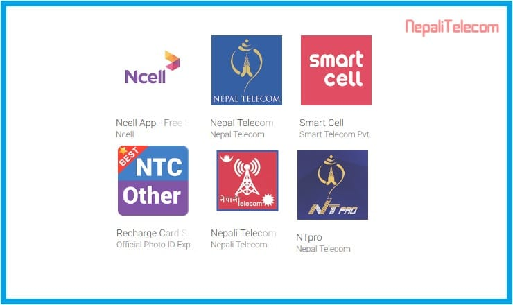 Top 5 must have telecom apps in Nepal - NepaliTelecom