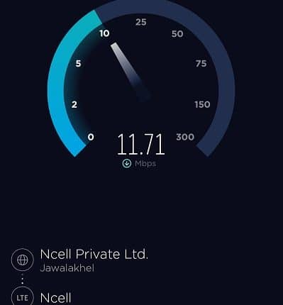 Ncell upgrades its 4G LTE speed