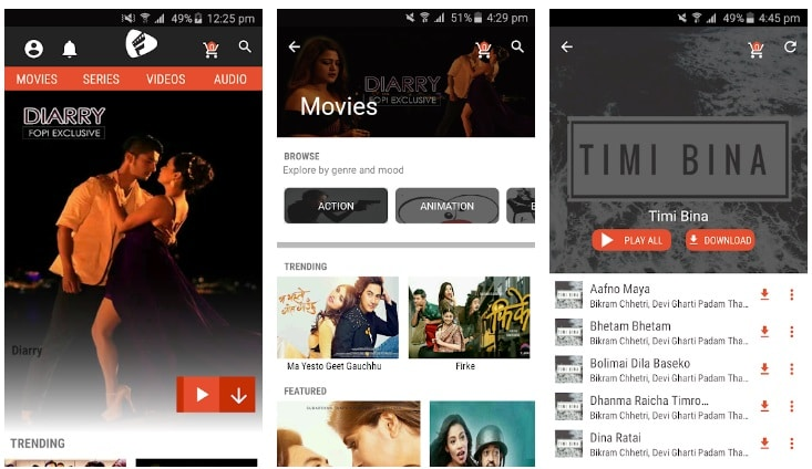 FOPI app launched for entertainment in mobile