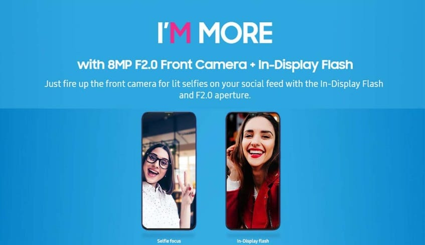 Samsung M20 launched in Nepal at Rs 18,490