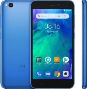 Xiaomi Redmi Go launched in Nepal at Rs 8,999