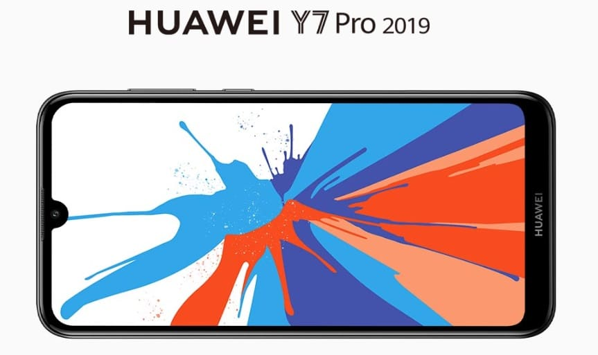 Huawei Y7 Pro 2019 available in Nepal at a price of Rs 18,490