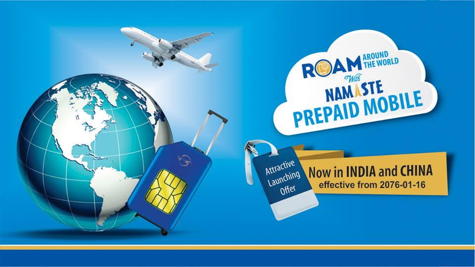 Nepal Telecom commercially launches roaming service for