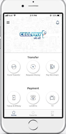 CellPay, a new payment service launched with payment directly from bank account