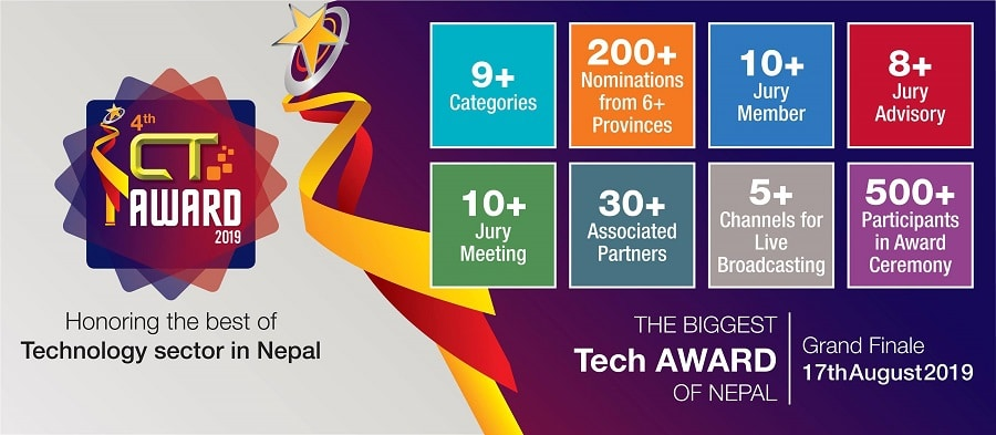 Top 5 Finalists Announced For ICT Award 2019