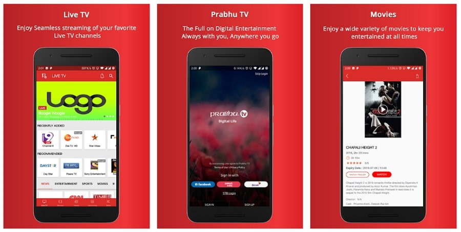 Prabhu TV acquires NetTV app, may use the same for IPTV