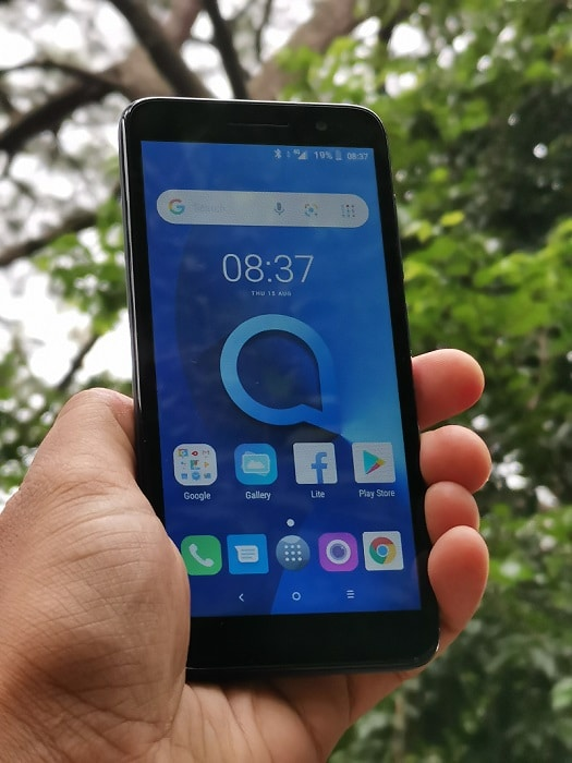 Alcatel 1 Review: Affordable 4G smartphone