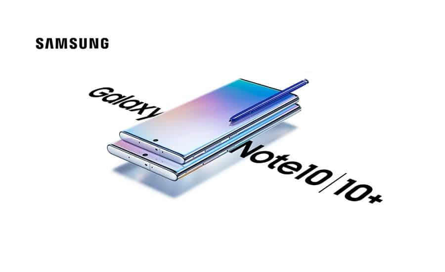 Samsung Note 10 & 10 plus now available in Nepal