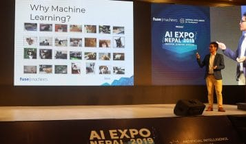 Nepal's First and Biggest AI Expo 2019 held in Kathmandu