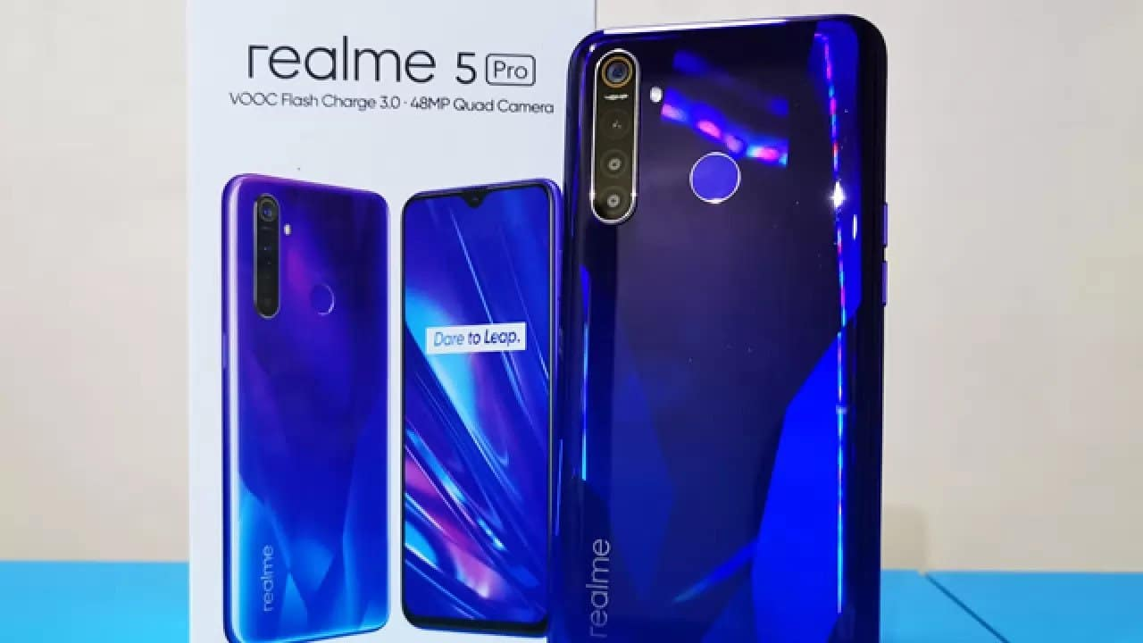 realme 5 pro price in nepal featured