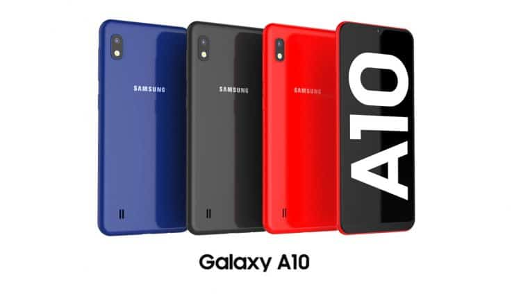 Galaxy A10 price in nepal