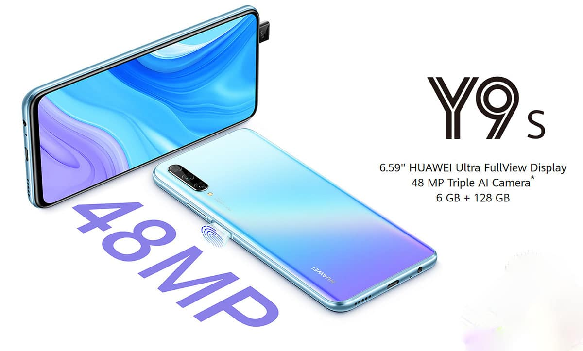 huawei y9s featured