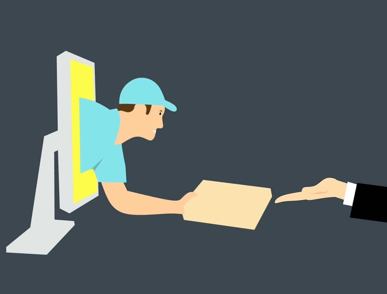Online home delivery