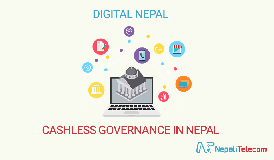 digital payment and e-governance in nepal