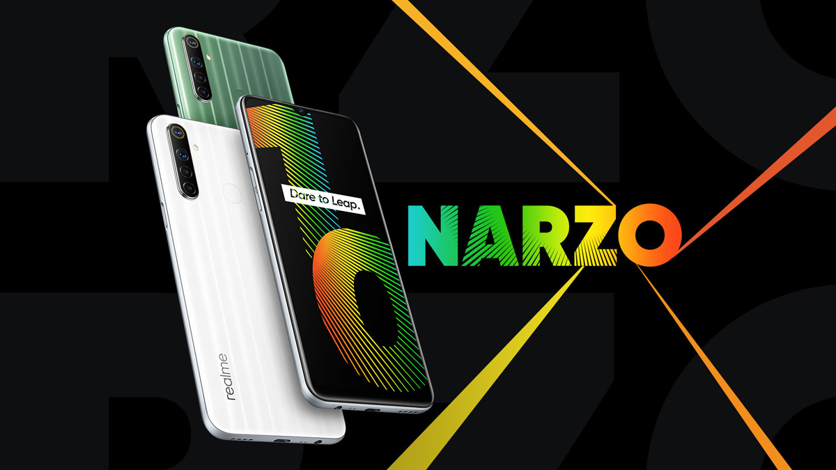 realme narzo 10 and 10a featured