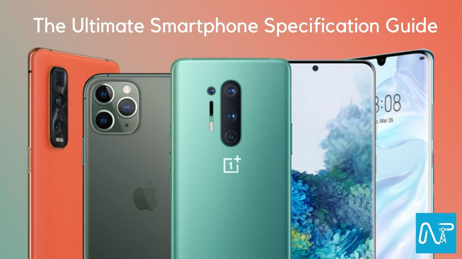 smartphone specification guide