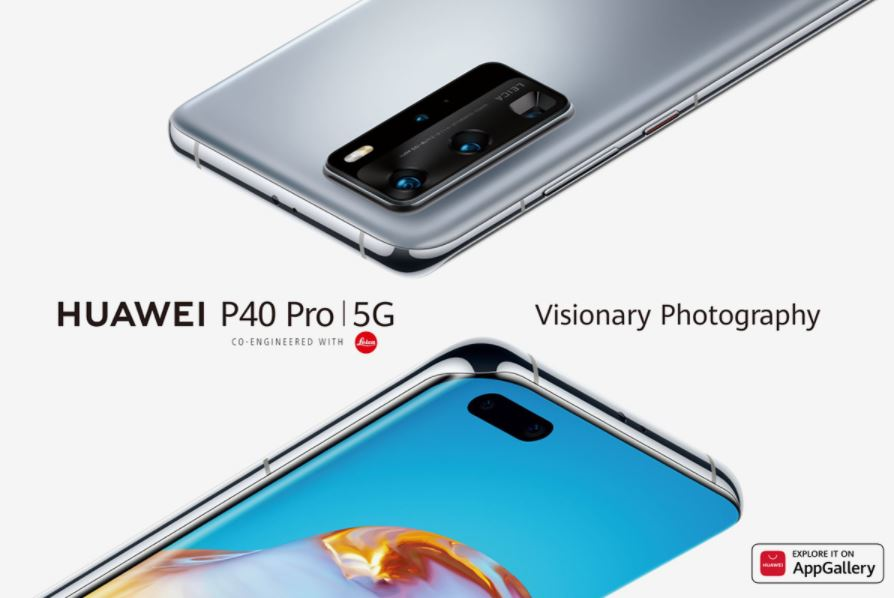 Huawei P40 Pro Overview