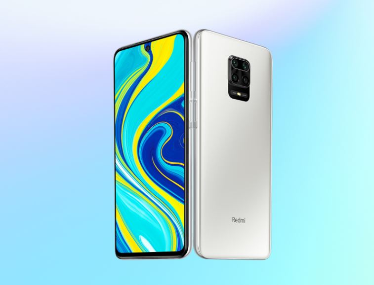 Redmi Note 9S Overview