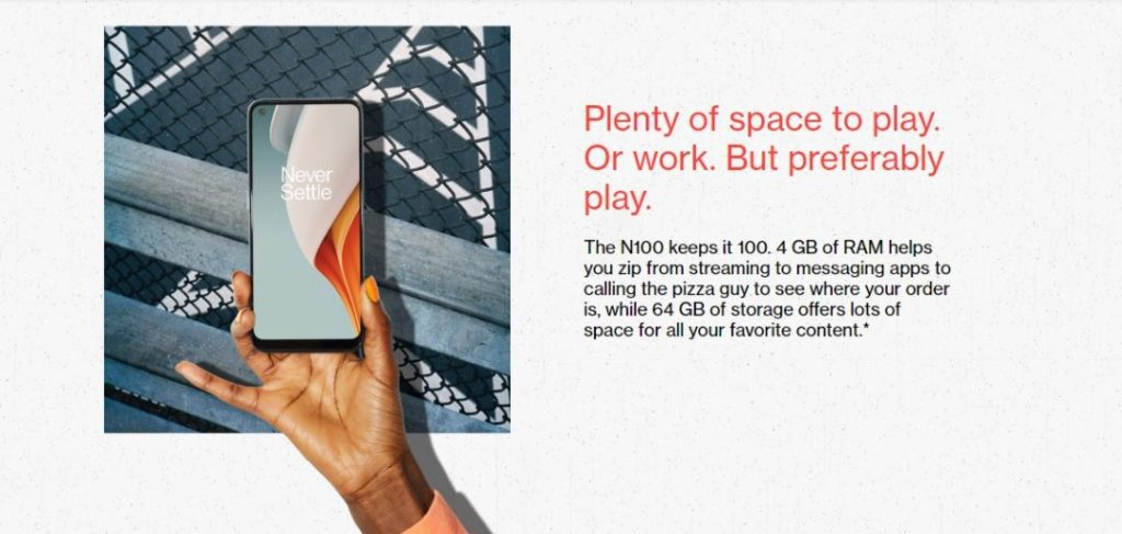 oneplus-nord-n100-features