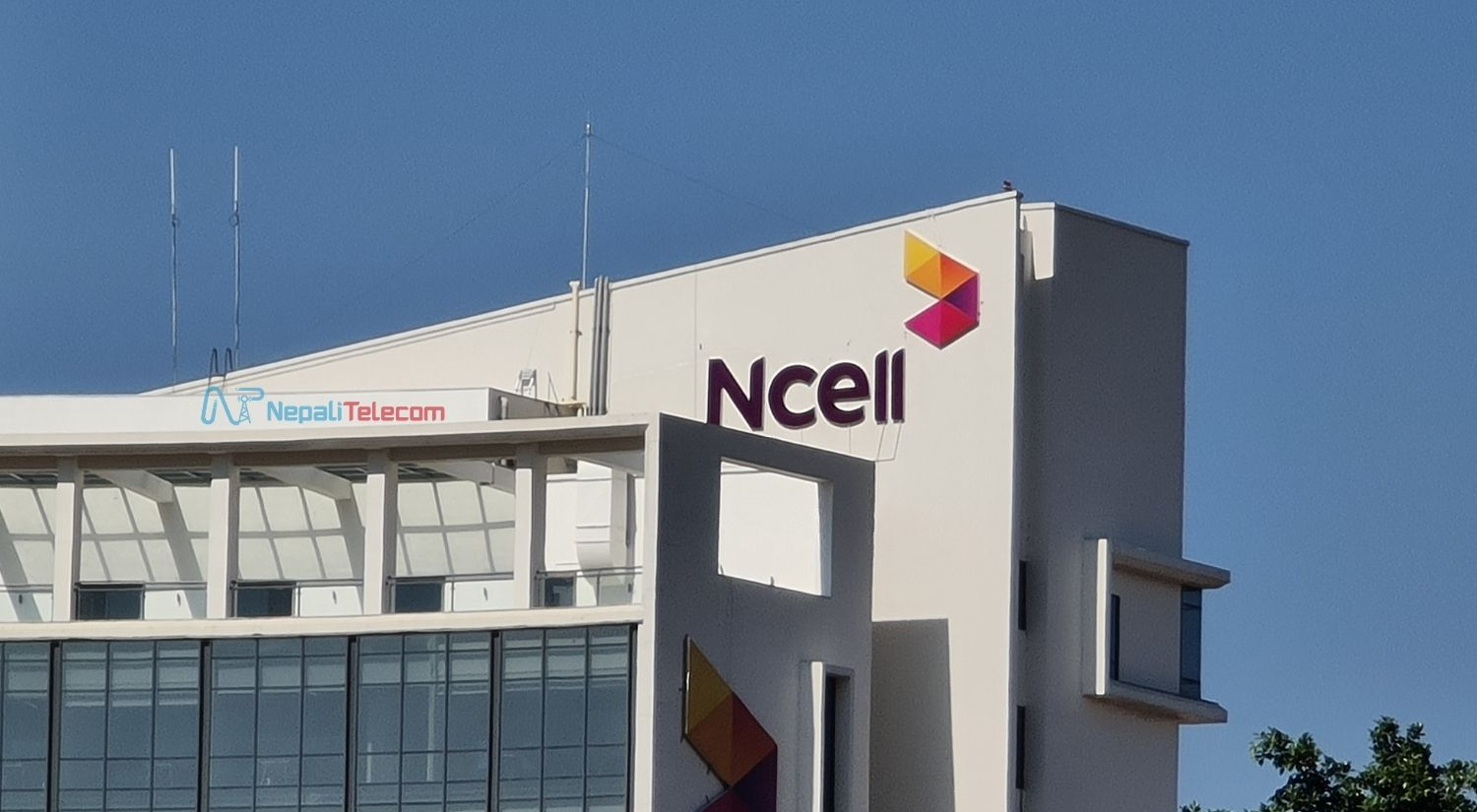 Ncell Axiata Office
