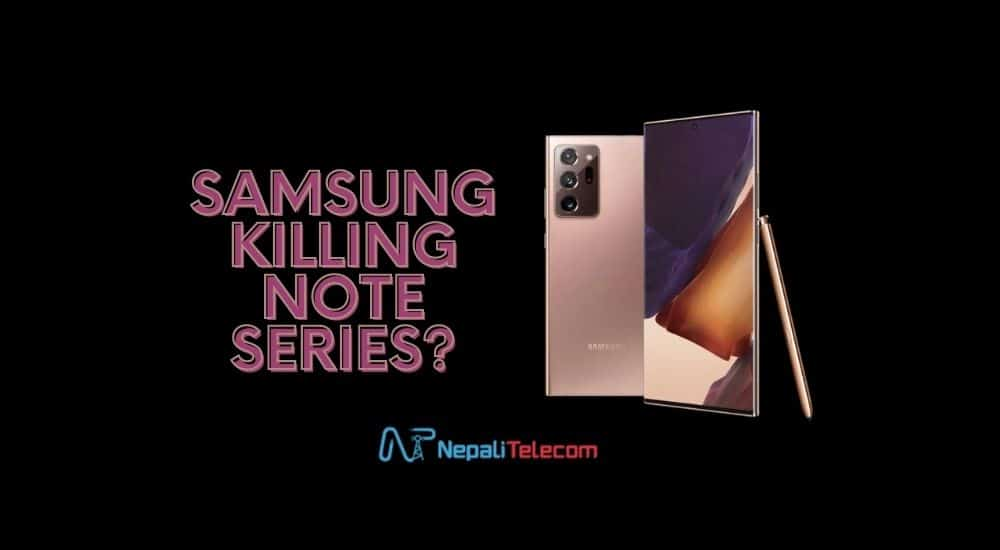 Samsung to kill Note series phone