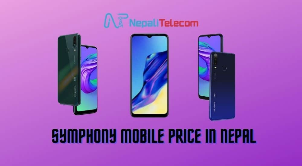 Symphony mobile price in nepal