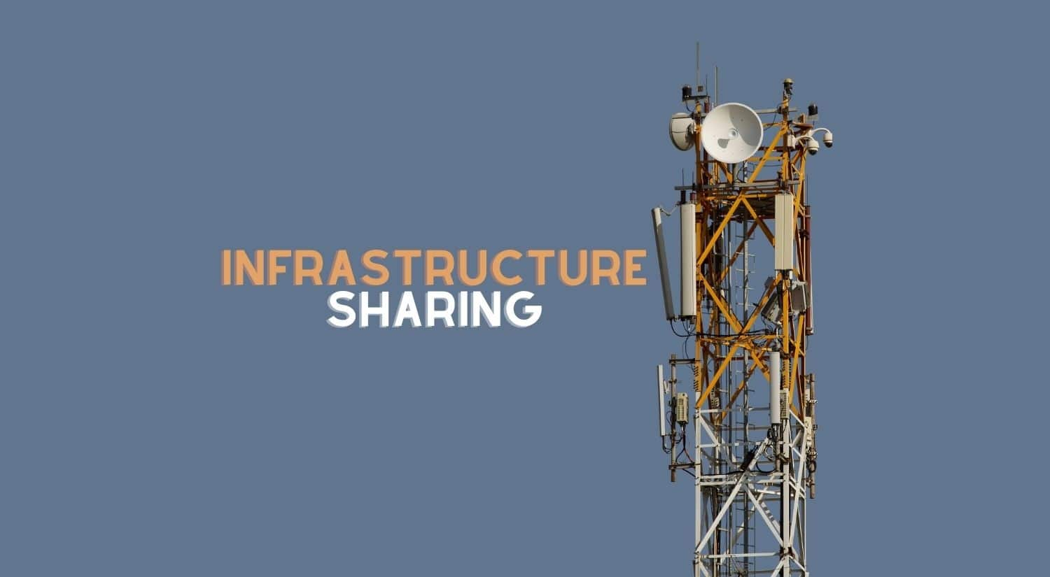 Infrastructure Sharing