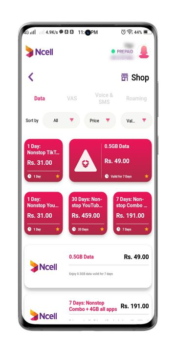 ncell-app