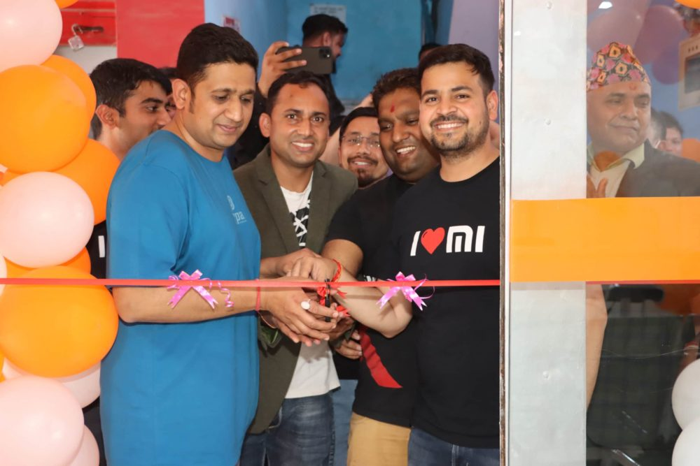 xiaomi launches sevice center in Dhangadi