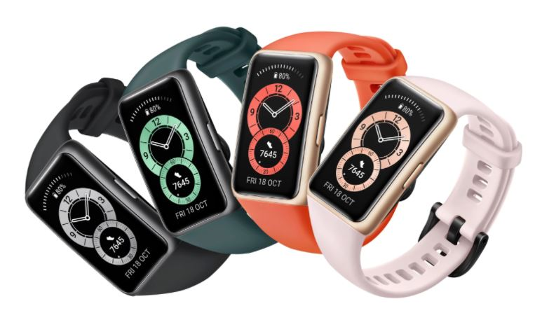 Huawei Band 6 Overview