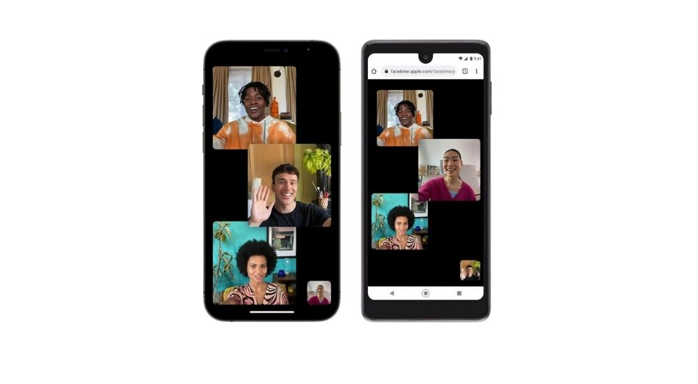 Facetime on Android Windows