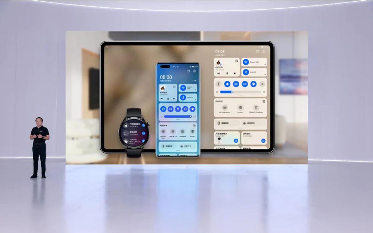 Huawei launches Harmony OS 2 powered devices