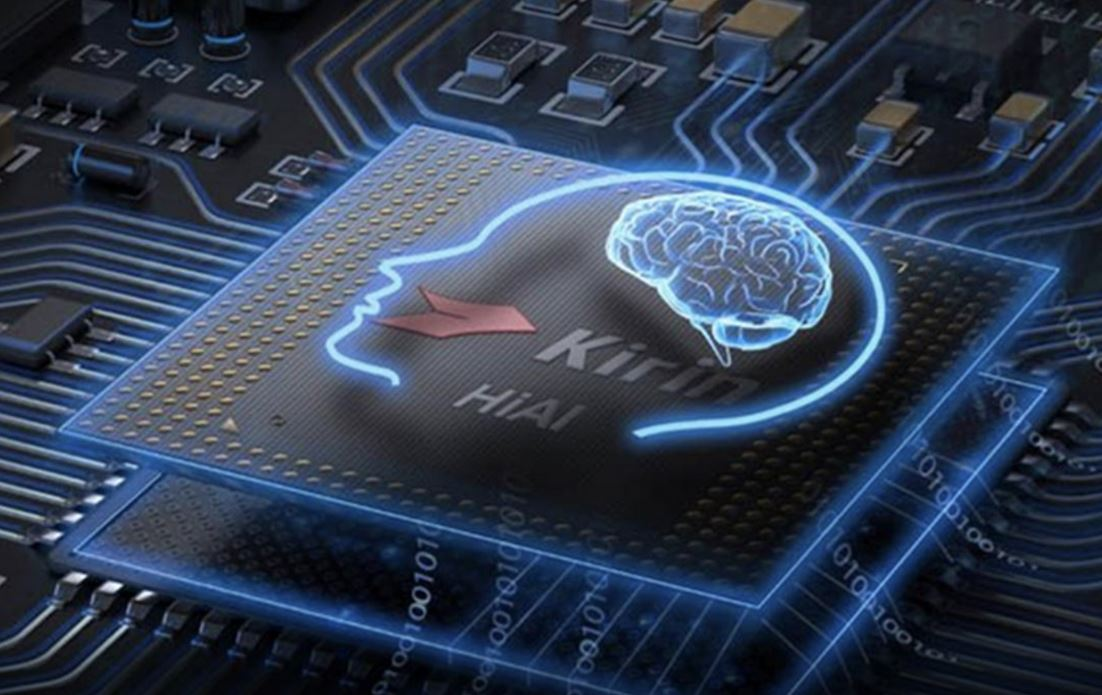 Huawei own chip hisilicon