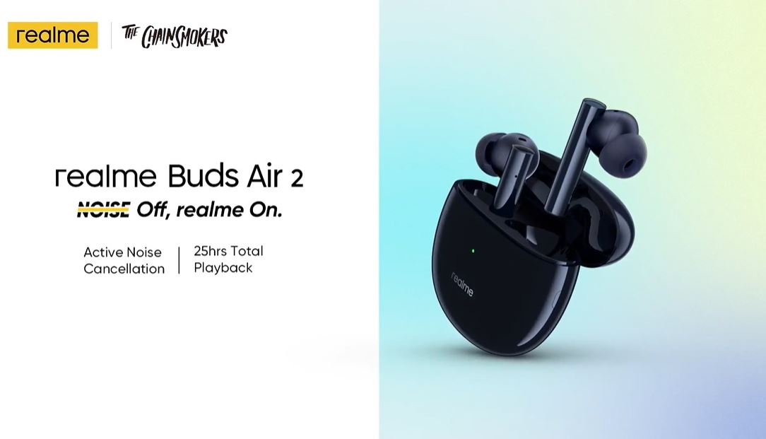 Realme Buds Air 2 Price In Nepal