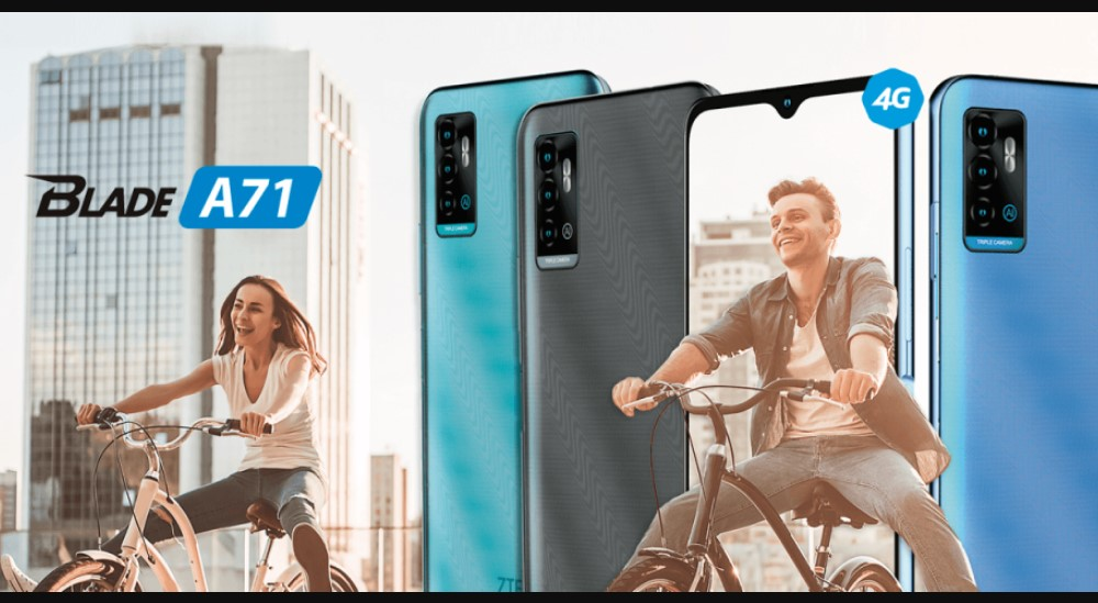 zte balde a71 launched in nepal