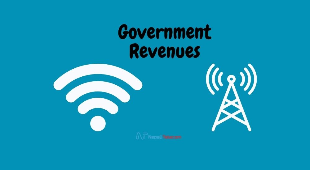 Government revenues ISP telcos