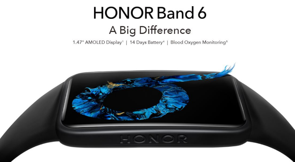 Honor Band 6 Price In Nepal